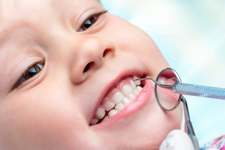 Special Care for Kids' Teeth