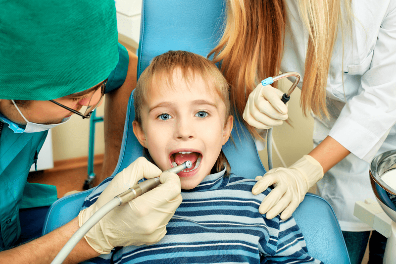 Dental Cleaning for Kids